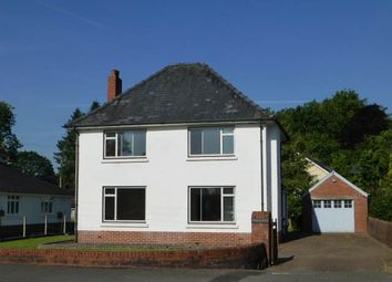 Thumbnail 3 bed detached house to rent in Station Road, Nantgaredig, Carmarthen