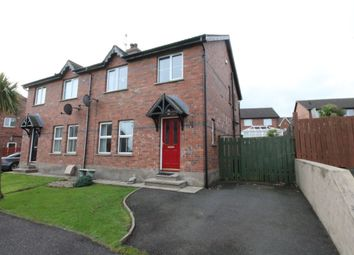 Thumbnail 3 bed semi-detached house for sale in Copperwood Drive, Carrickfergus