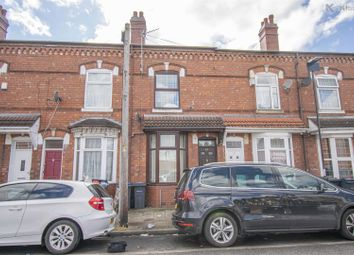 Thumbnail 3 bed terraced house for sale in Fallows Road, Sparkbrook, Birmingham