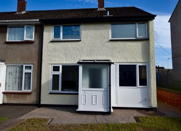 Thumbnail Semi-detached house for sale in Frome Walk, Bettws, Newport