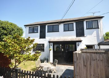 Thumbnail 3 bed link-detached house for sale in Chapel Street, Rowhedge, Colchester