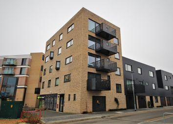 Thumbnail 2 bed flat for sale in Fowler Avenue, Trumpington, Cambridge