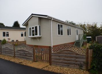 Crabtrees Caravan Park, East Street, Cannington, Bridgwater TA5. 2 bed mobile/park home