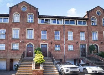 Thumbnail 4 bed terraced house for sale in Alcantara Crescent, Southampton