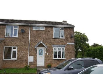 Thumbnail 3 bed semi-detached house for sale in Dodds Close, Wheatley Hill, Durham