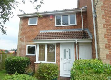 Thumbnail 1 bed end terrace house to rent in Farriers Close, Swindon, Wiltshire