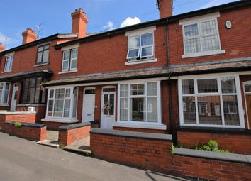 Thumbnail 2 bed terraced house for sale in New Street, Uttoxeter
