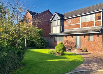 4 bed detached house for sale in The Fairways, Whitefield M45