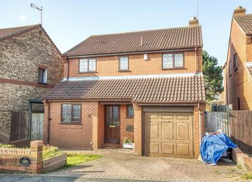 Thumbnail 4 bed detached house for sale in Leafields, Little Billing, Northampton