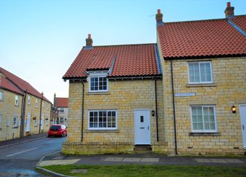 Thumbnail 2 bed end terrace house to rent in Main Street, Seamer, Scarborough