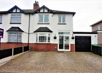 Thumbnail 3 bedroom semi-detached house for sale in Thursfield Road, West Bromwich