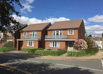 Thumbnail 4 bed detached house for sale in Overstone Road, Harpenden
