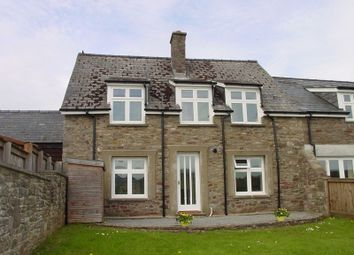 Thumbnail 3 bed terraced house to rent in Cradoc Road, Brecon