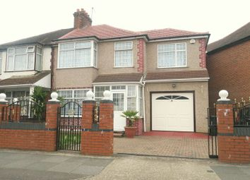 Thumbnail 4 bed semi-detached house to rent in Cranbrook Road, Hounslow