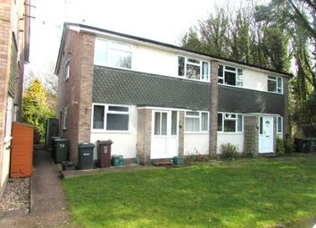 Thumbnail 2 bed maisonette to rent in The Beeches, Park Street, St.Albans