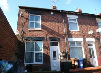Thumbnail 2 bedroom end terrace house for sale in Ward Street, Higher Hillgate, Stockport, Cheshire