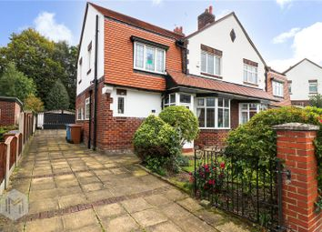 Thumbnail 3 bed semi-detached house for sale in Durham Road, Salford