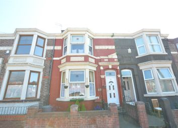 Thumbnail 3 bed terraced house for sale in Keble Road, Bootle, Merseyside