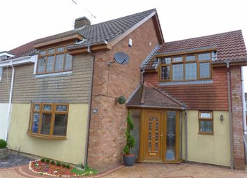 Thumbnail 4 bed semi-detached house for sale in Allerton Crescent, Whitchurch, Bristol