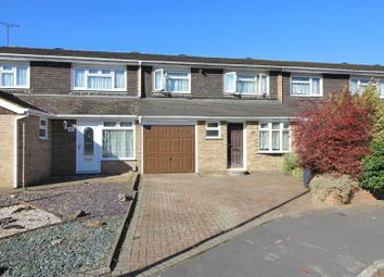 Thumbnail 3 bed terraced house for sale in Lampits, Hoddesdon, Hertfordshire
