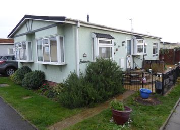 Thumbnail 2 bed mobile/park home for sale in Grange Farm Park, Whitehall Road, Colchester, Essex