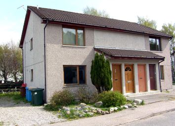 Thumbnail 1 bed flat for sale in Morlich Place, Aviemore