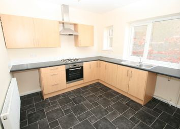 Thumbnail 3 bed flat to rent in Prince Edward Road, South Shields