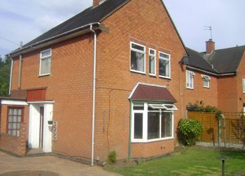 Thumbnail 3 bed semi-detached house to rent in Stratford Road, Shirley, Solihull