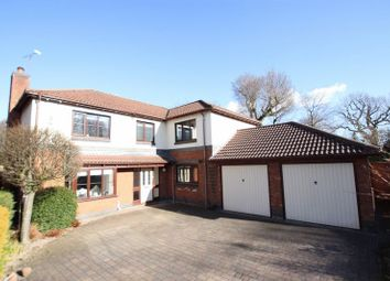 Thumbnail 5 bed detached house for sale in Appleby Grove, Bromborough, Wirral