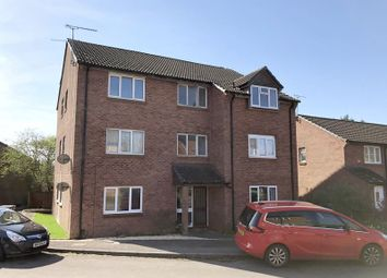 Thumbnail 1 bed flat for sale in Marney Road, Grange Park, Swindon