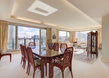 4 bed flat for sale in The Belvedere, Chelsea Harbour, London SW10