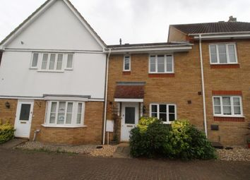 Thumbnail 3 bed terraced house to rent in Copel Close, Highfields Caldecote