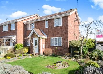 Thumbnail 3 bedroom semi-detached house for sale in Simons Close, Strensall, York