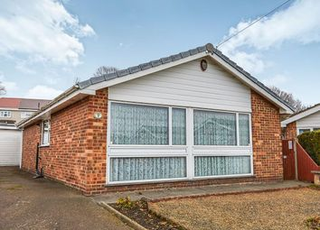 Thumbnail 2 bed bungalow for sale in Old Hall Gardens, Church Gresley, Swadlincote