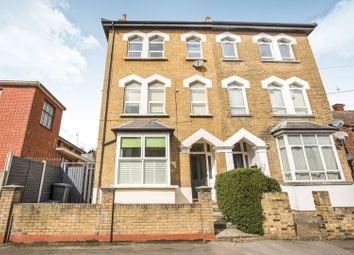 Thumbnail 2 bed flat for sale in Maybank Road, London