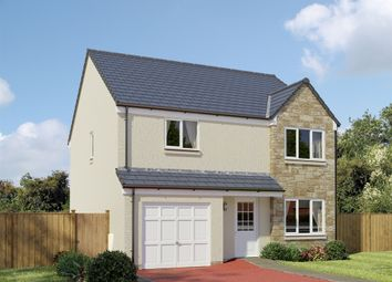 "Thumbnail 4 bed detached house for sale in ""The Balerno"" at Whitehouse Gardens, Gorebridge"