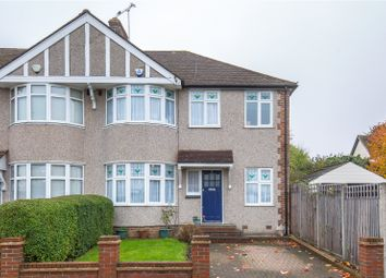 Thumbnail 5 bed semi-detached house for sale in Weirdale Avenue, Whetstone, London