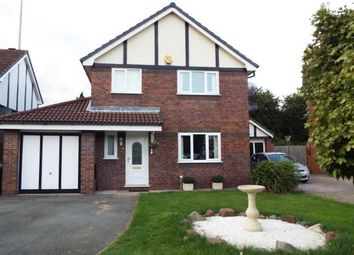 Thumbnail 4 bed detached house for sale in Steventon, Runcorn, Cheshire, England