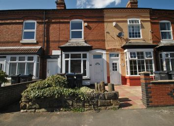 Thumbnail 2 bed terraced house for sale in Grange Road, Kings Heath, Birmingham