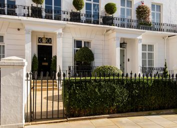 Walton Place, London SW3. 5 bed terraced house for sale