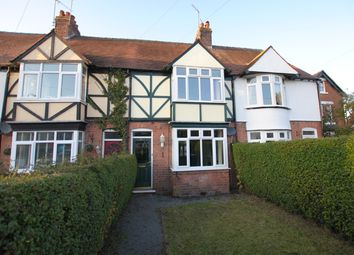 Thumbnail 3 bed terraced house to rent in Longlands Lane, Market Drayton