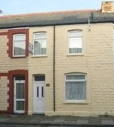 Thumbnail 1 bedroom terraced house for sale in Morel Street, Barry