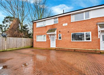 Thumbnail 3 bed semi-detached house for sale in Cairns Close, Dartford, Kent