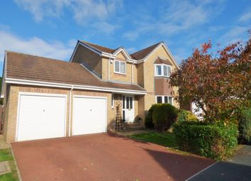 Thumbnail 4 bed detached house for sale in Oakleigh View West Lane, Baildon, Shipley