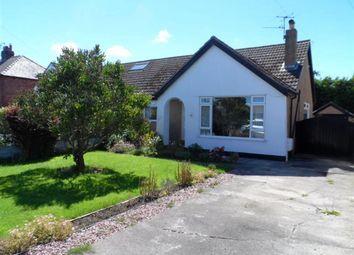 Thumbnail 2 bed semi-detached bungalow for sale in Rosslyn Avenue, Preesall, Poulton-Le-Fylde