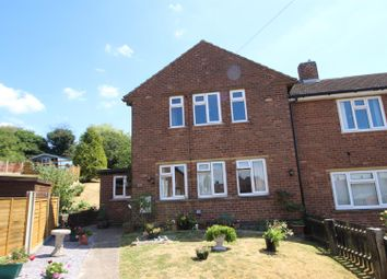 Thumbnail 2 bed semi-detached house for sale in Elmsleigh Green, Midway, Swadlincote