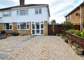 Thumbnail 3 bedroom semi-detached house for sale in Salisbury Avenue, Cheltenham, Gloucestershire