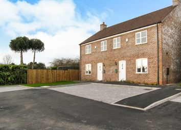 Thumbnail 3 bed semi-detached house for sale in Hodge Bower, Ironbridge, Telford