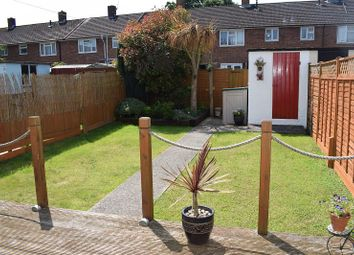 Thumbnail 2 bedroom terraced house for sale in Evenlode Road, Southampton