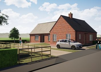 Thumbnail 2 bed semi-detached bungalow for sale in Plot 2, Gilberts Field, Main Street, North Muskham